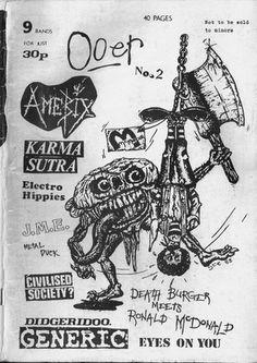 amebix,electro hippies