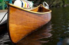 plywood canoe... really now ???