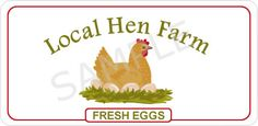 Egg Carton Labels - BackYard Chickens Community