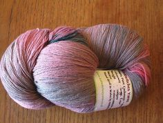 Knitwitches  100% Pure Cashmere Laceweight