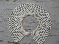 bead collar necklace