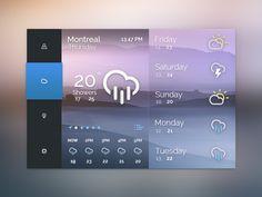 http://dribbble.com/shots/1180232-Weather-widget