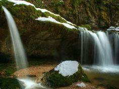 Cascade de la vouivre saint claude Guide du tourisme dans le Jura Franche-Comté