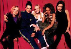 Spice girls! ✊ #90s #90smusic #pastel #music #emmabunton #babyspice #victoriabeckham #gerihalliwell #melanieb #melaniec