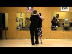 Salsa Basic, On 1. Latin Dance Instructional Video. Learn to Salsa.