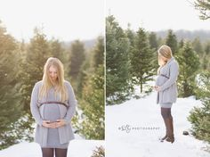 Winter Maternity Photoshoot www.slg-photograp... Toronto Maternity Photographer #slgphotography