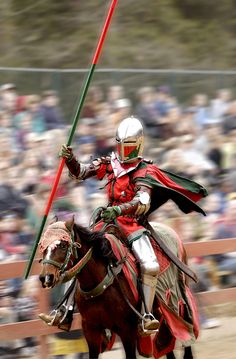 May seem weird to some people, but I would love to go to a renaissance festival