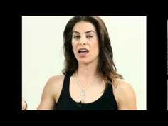 Jillian Michaels shows you how to get better looking butt and thighs fast.flv