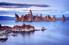 Mono Lake by grazinawade