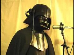 I can die happy knowing this video of darth vader singing soft kitty exists
