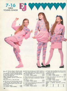 1989 Sears Christmas Catalog Ej Gitano Womens Fashion Stores 80s Vintage