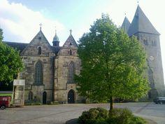 """Stiftskirche """"St. Marien"""" Obernkirchen"""