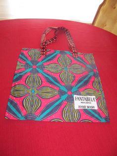 Fantabela reversible  multicolored tote http://www.etsy.com/shop/FANTABELA