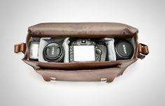 The Brooklyn Camera Bag