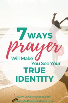 Bible Verses About Ways Prayer Will Make You See Your True Identity Christian Living, Christian Faith, Christian Quotes, Christian Women, Prayer For Guidance, Power Of Prayer, Guidance Quotes, Identity In Christ, True Identity
