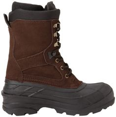 Kamik keeps feet warm, cozy, and dry with a style that smoothly transitions from outdoor to indoor wear. Snow Boots, Work Wear, Casual Shoes, Footwear, Heels, How To Wear, Leather, Men, Fashion