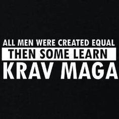 All men were created equal, then some learn krav maga!  Mada Krav Maga in Shelby Township, MI teaches realistic hand to hand combat that uses the quickest methods to attack the weakest and most vital targets of both armed and unarmed assailants! Visit our website www.madakravmaga.com or call (586) 745-1171 for more details!