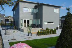 Mansions, House Styles, Outdoor Decor, Home Decor, Lily, Decoration Home, Room Decor, Villas, Interior Design