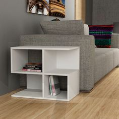 Aaron Corner Bookcase