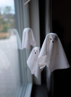Ghosts in our window