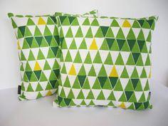 Scandinavian+fabric+cushion+cover+16x16++Jaffa+Green+por+Andshine,+£15,00