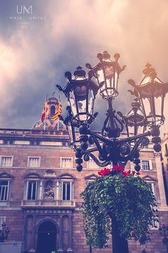 Barcelona - Placa Barri Gòtic