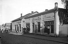 Kuva Valokuvaamo Päijänne, 1930-luvun alku. Keski-Suomen museon kuva-arkisto.