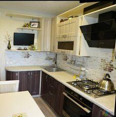 Кухня своими руками, выбор кухонного гарнитура