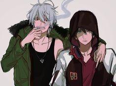Cute Anime Boy, Anime Guys, Shot Put, Anime Friendship, Rap Battle, Manga Boy, Anime Artwork, Powerpuff Girls, Beautiful Artwork