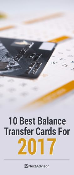 Does credit card interest have you down? Eliminate or lower interest charged on your credit card debt with a balance transfer credit card. NextAdvisor.com has put together a list of cards that let you transfer existing balances. See each credit card's rating and bottom line when you check out NextAdvisor.com.