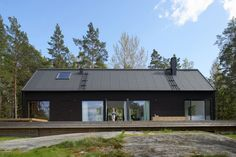 Villa Wallin by Erik Andersson Architects