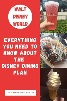 Here is the ultimate guide to the Disney Dining plan at Walt Disney World. Confused about snack credits, table service credits and which restaurants you can eat in when using the Disney Dining plan, then read on.