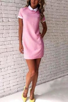 Swans Style is the top online fashion store for women. Shop sexy club dresses, jeans, shoes, bodysuits, skirts and more. All Fashion, Trendy Fashion, Womens Fashion, Business Dresses, Business Attire, Internship Outfit, Club Dresses, Shift Dresses, Simple Style