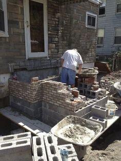 Proper masonry and foundation maintenance