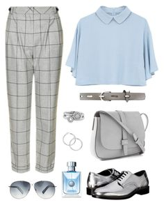 """Sin título #1865"" by mussedechocolate ❤ liked on Polyvore featuring Topshop, Tom Ford, Dsquared2, Gap, CHARLES & KEITH, Shoreditch and Fraiche"