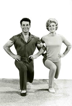 If you were born in 1959, that year fitness guru Jack LaLanne married Elaine LaLanne - they had one daughter together and remained married until he passed in 2011.
