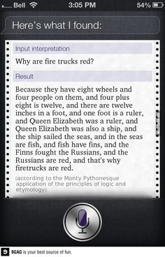 The best explanation for the color of fire trucks in the history of ever.
