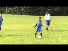 Soccer Practice Simplified For 5-9 Year Olds - YouTube