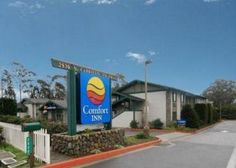 Comfort Inn and other Family Friendly Accomodations In Half Moon Bay