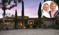 Ellen DeGeneres and Portia de Rossi have listed their gorgeous Santa Barbara home for $45 million. The couple purchased the estate for a reported $26.5 million in 2012.  The 10,000-square-foot property features a main house, which has six bedrooms, nine fireplaces, and an 800-square-foot living room. It dates back to 1930 and sits on just under 17 acres of land, offering breathtaking views over the Pacific and the surrounding mountains. Outside, the grounds feature a swimming pool, classic…