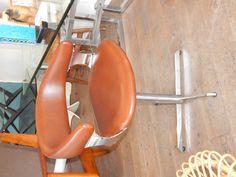 Pair of 1960s Danish Desk Chairs  July 27, 2014