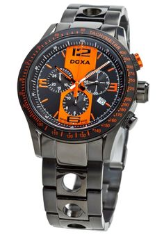 Doxa Trofeo Chronograph watch