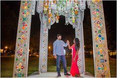 indian engagement photos