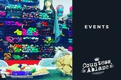 Oh ny word i am so excited!  from @countessablaze -  We have THREE events going on in the Countess Ablaze studio in October. Who is coming?! Oct 1st - celebrate all things northern with @northern_yarn Oct 8th - celebrate @little__greygirl 's first birthday Oct 29th - celebrate Halloween with @rustyferretyarn / @fluphshop  The dye studio is based in Swinton Manchester UK and we open as a LYS every Friday and Saturday.    #countessablaze #yarn #dyestudio #swinton #salford #manchester #knitting…