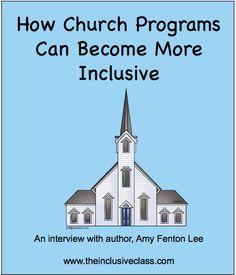 Making churches more inclusive!