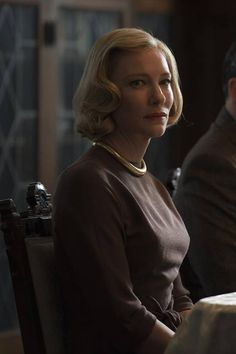 """""""Carol knows the cost of acting impulsively."""" Cate Blanchett, star of Carol (in UK cinemas 27th November)"""