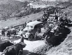 This Day in WWII History: Mar 7, 1941: British forces arrive in Greece