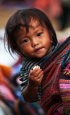 Enfant du Népal ...