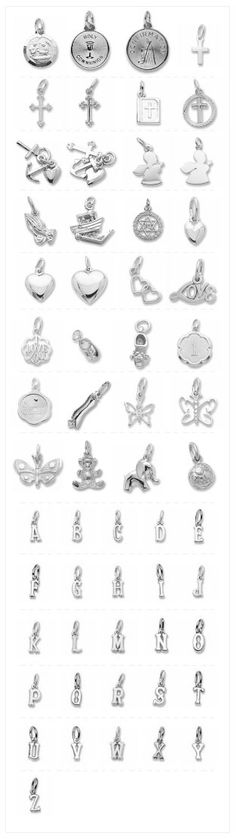 Add charms to personalize. Choose from the most popular charm options here.   Grow-With-Me® Resizable Bracelets (All Ages)