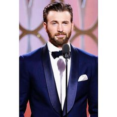 Chris Evans Source ❤ liked on Polyvore featuring marvel